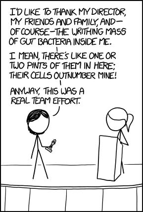 xkcd microbiome comic