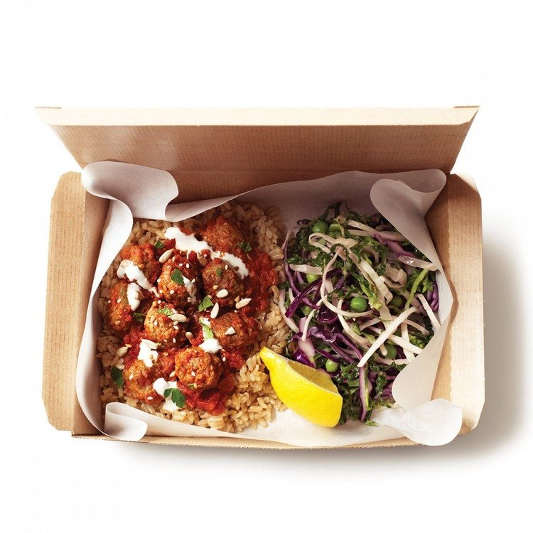Moroccan meatballs forever
