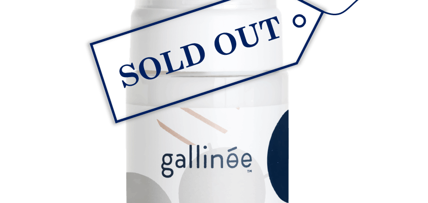 LA CULTURE FOAMING FACIAL CLEANSER IS SOLD OUT!