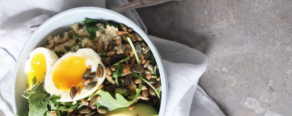 ANTONIA X GALLINEE | GREEN POWER BREAKFAST BOWL