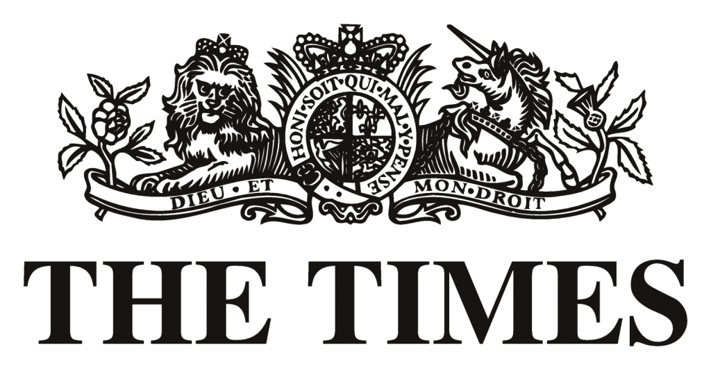 THE TIMES - THE TIMES - OCTOBER 2017