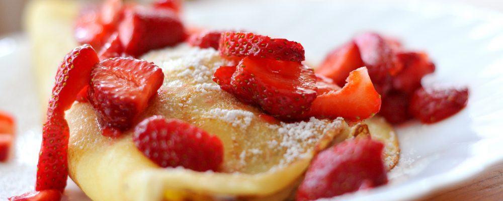 Recipe: Gluten-Free Pancakes