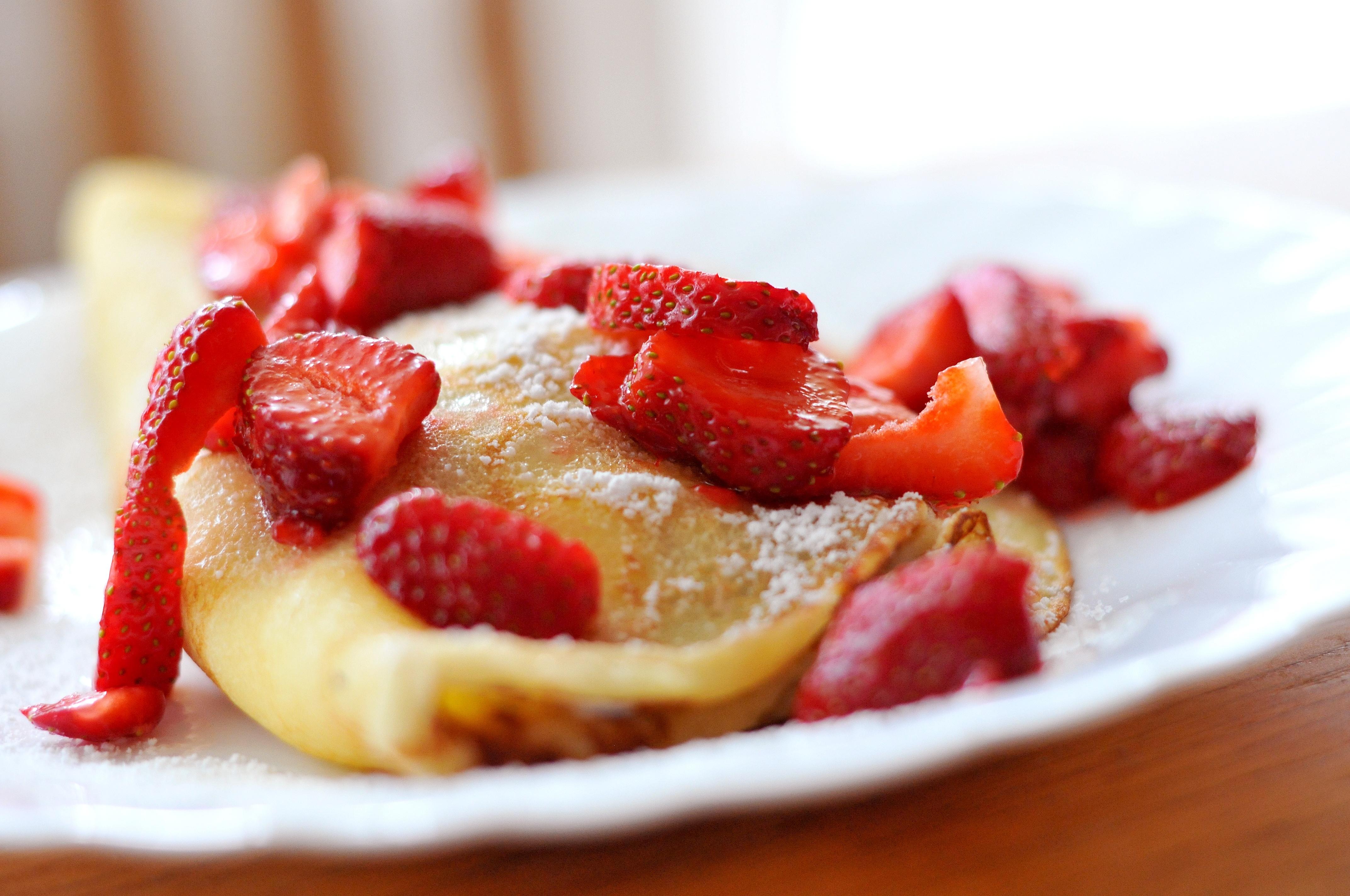 Recette : Pancakes Sans Gluten