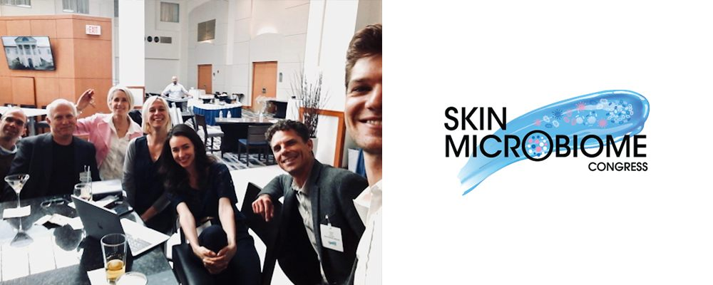 Top 5 cool things we learned at the Skin Microbiome Congress