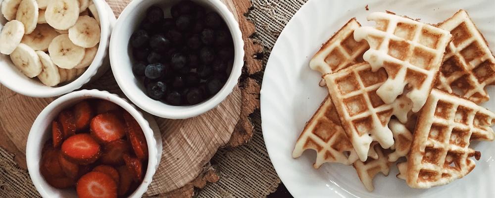 Marie Quasi Recipe : Gluten Free Waffles