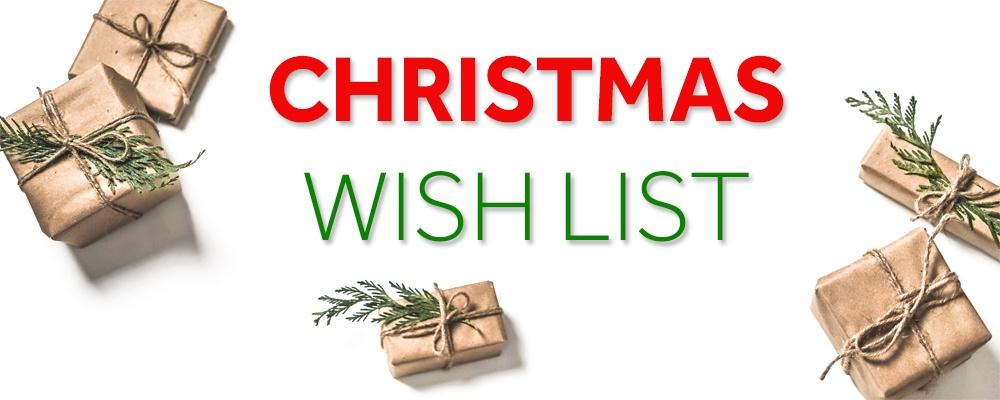 TOP 5 – GALLINÉE CHRISTMAS WISH LIST