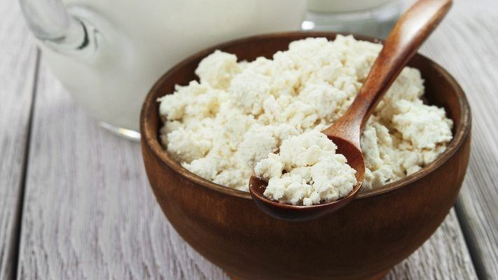 Why is kefir good to fight acne