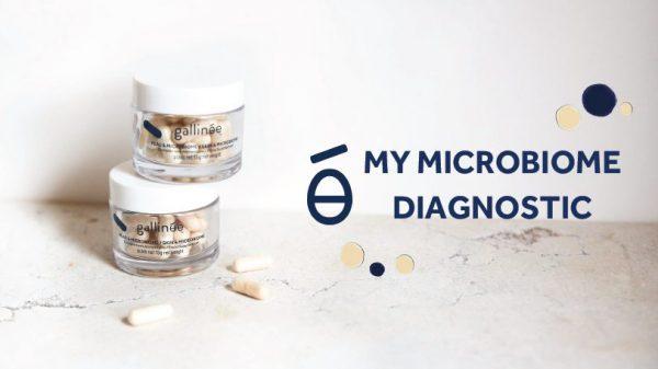 My microbiome diagnostic Gallinée