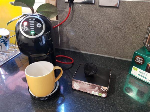 Gallinée - lockdown wishlist coffee machine