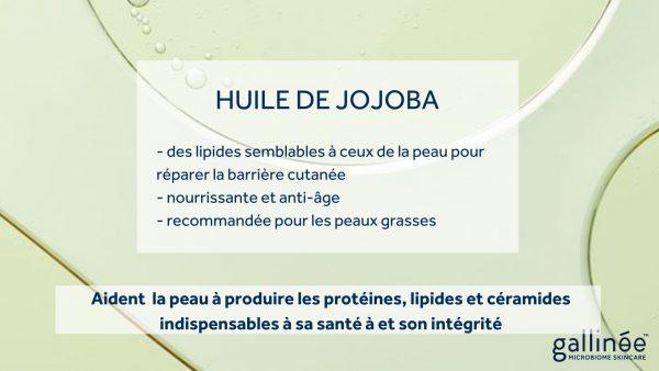 Huile Visage Gallinée JojobaHuile